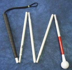 Mobilitycane, canadisk Louis Herbert 3-4 and 5 sections
