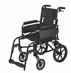 Transport / Transitkørestol med små hjul