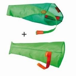 Easy-Slide Magnide strømpepåtager til lukket tå