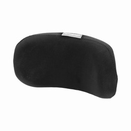 Concave soft head support
