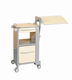 ELEGANZA CLASSIC BED SIDE CABINET FOR HOSPITAL