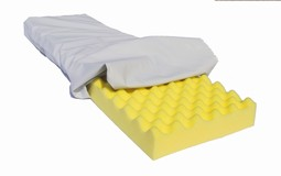 Soft-Cell cover or Comfor PUR cover for SAFE Med cushion no. 128/129