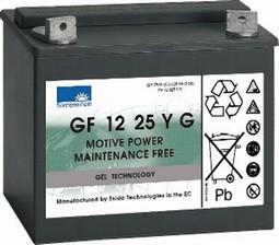 Exide/sonnenschein Gel batteri