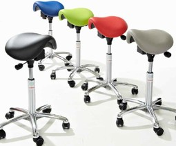 Global MINI saddle stool