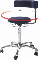 Global Saturn 360 chair