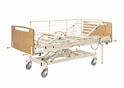 OPUS 1-K85DW - Care bed