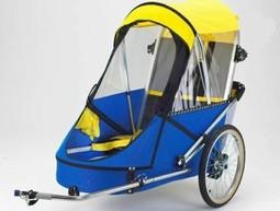 Wike Cykelanhænger til handicappede voksne XL