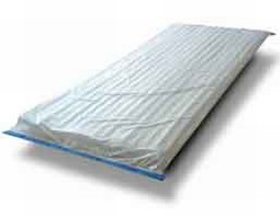 Repose air mattress overlay