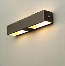 Dobbelt Lyskassen væglampe ABC lys Designerlamper Hos