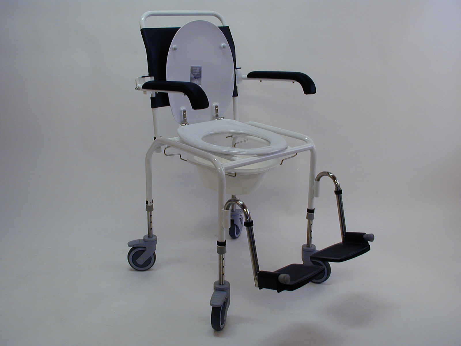 AssistData - ASK Commode & Shower Chair from dan-rehab a/s - HMI-no ...