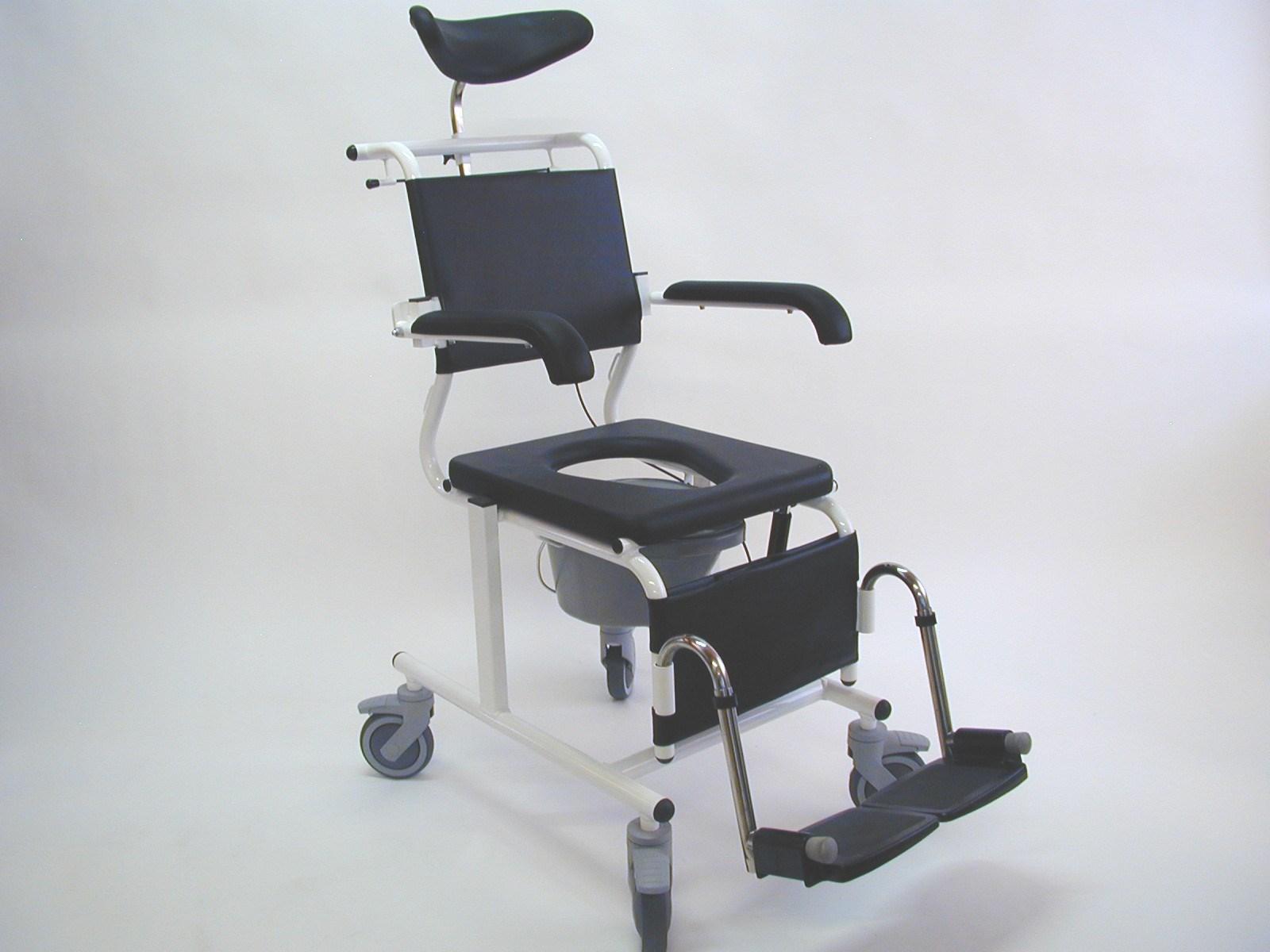 ... ERGOtip 3 Reclining Commode u0026 Shower Chair ... & AssistData - ERGOtip 3 Reclining Commode u0026 Shower Chair from dan ... islam-shia.org