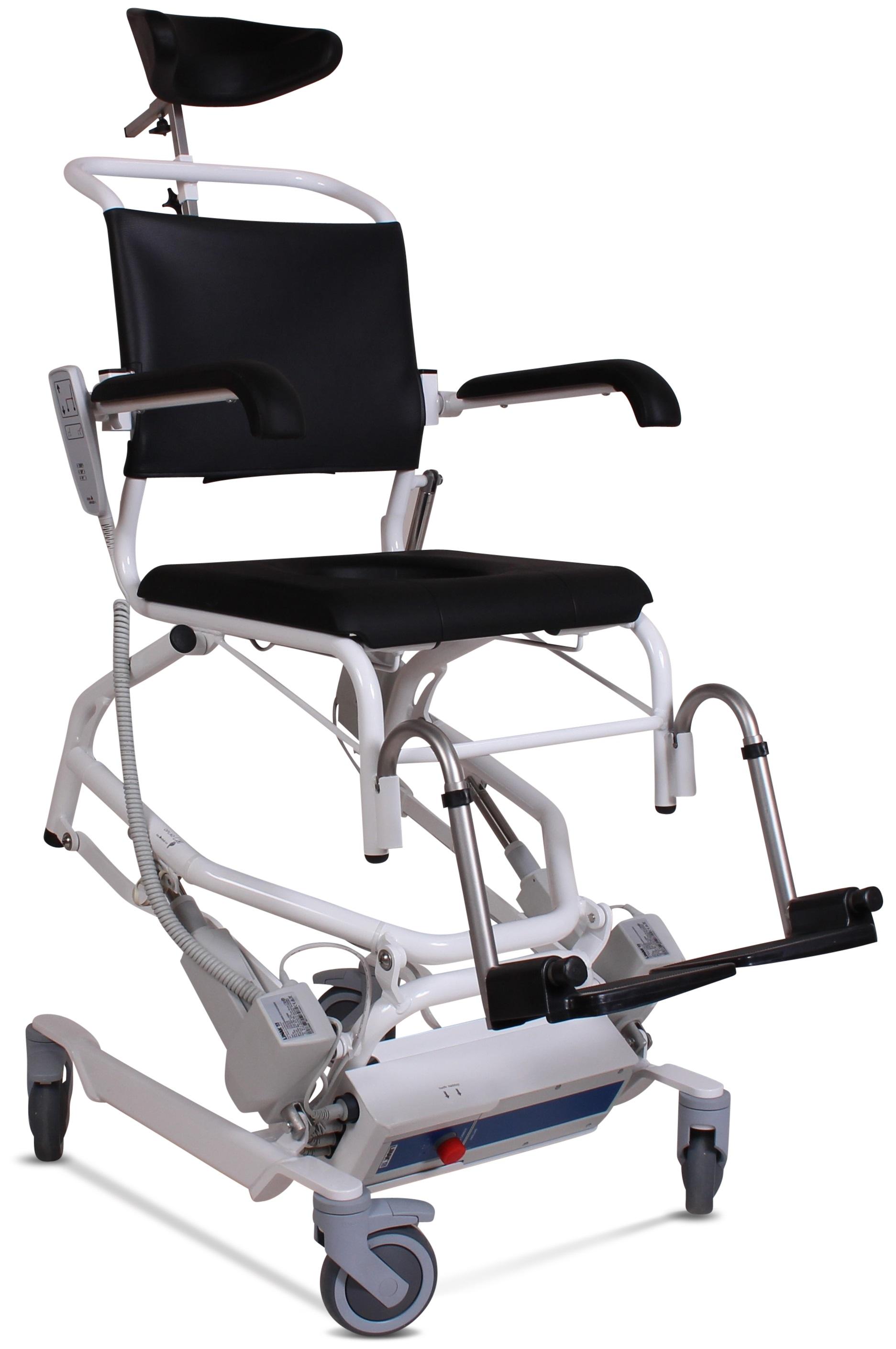 ... ERGOtip 5 EL Reclining Commode u0026 Shower Chair ... & AssistData - ERGOtip 5 EL Reclining Commode u0026 Shower Chair from ... islam-shia.org