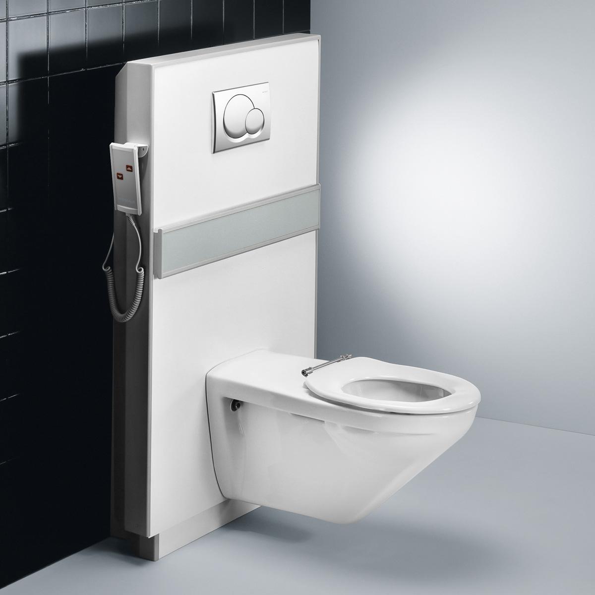 Assistdata Bracket For Toilet Height Adjustable