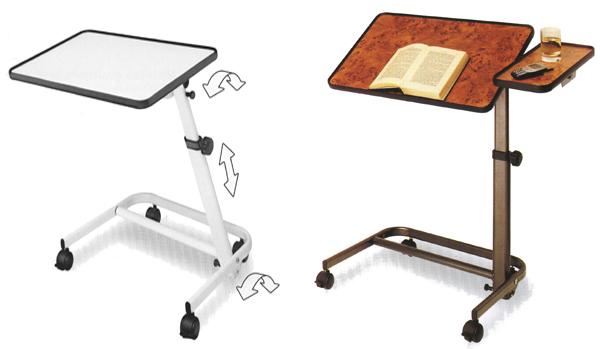 bord til seng AssistData   CareComfort senge/læse bord from ElectroComfort bord til seng