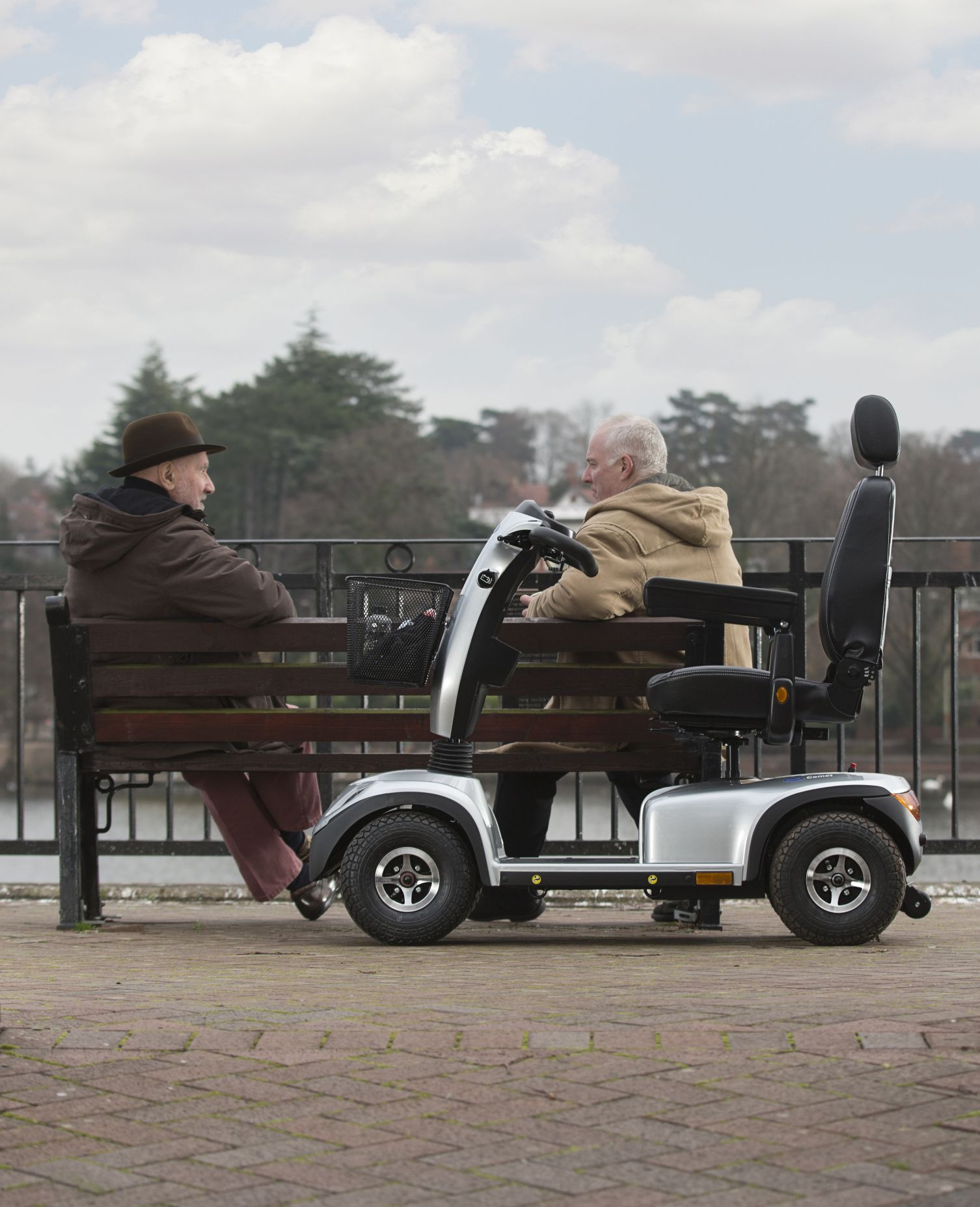 invacare comet mobility scooter manual