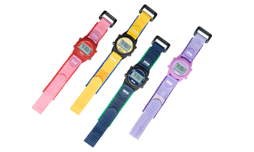 wobl watch how to change time