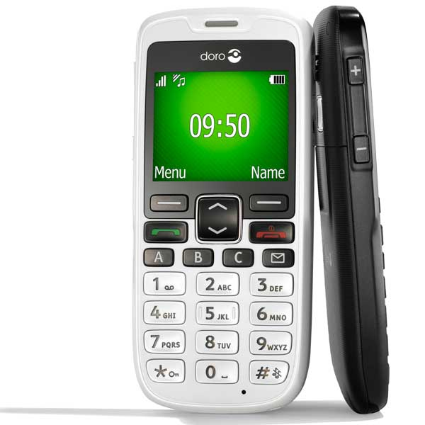 assistdata doro 510 doro phoneeasy 510 mobile phone with. Black Bedroom Furniture Sets. Home Design Ideas