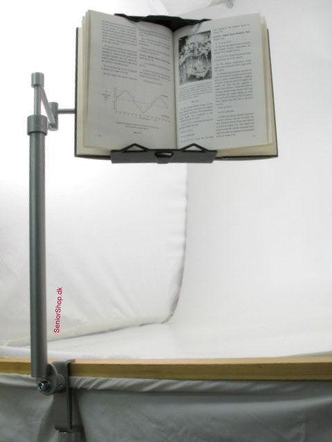 AssistData - Reading stand, Lecco Descans to table/bed from ...
