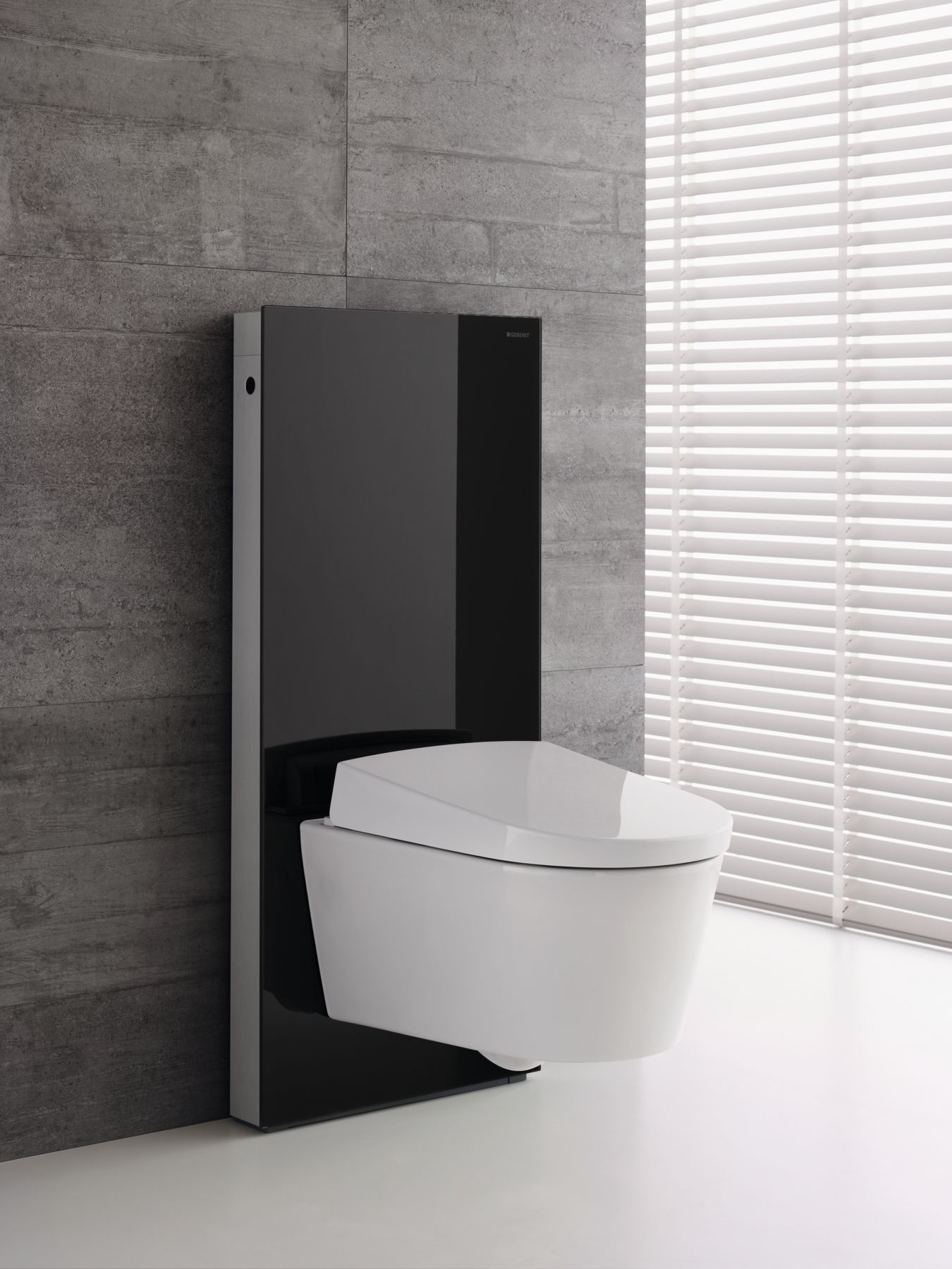 Assistdata geberit aquaclean sela douche toilet from for Geberit products