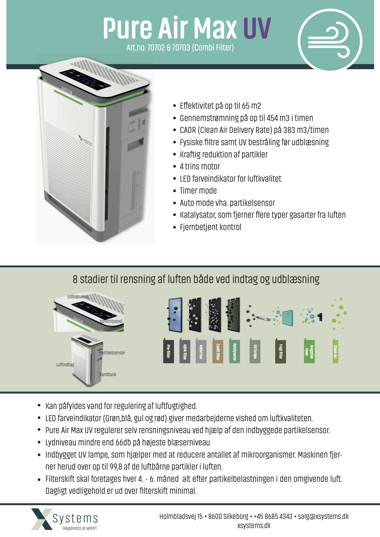 AssistData - Pure Air Max UV from Xsystems