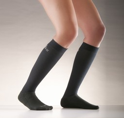 Støttestrømpe til sport, sort  - example from the product group anti-oedema stockings for legs