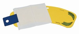 Sit-On Towel for Banana Glideboards  - example from the product group accessories for assistive products for sliding and turning