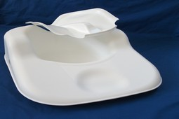 Bedpan, Ergonomic Comfort, Surcon  - example from the product group bedpans