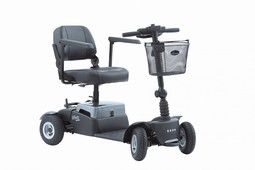 Vivo electrical scooter  - example from the product group powered wheelchair, manual steering, class a (primarily for indoor use)